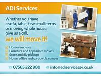 Man With a Van - House removals and clearances