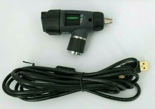 Welch Allyn 23920 Digital Macroview Otoscope Head Only + Cable, Specula