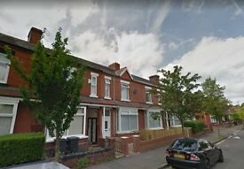 Large Double room to rent in Moston in a friendly shared house. NO AGENT FEES