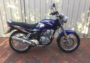 Yamaha Scorpio Z (2008) for sale – 225cc – LAMS approved! New Farm Brisbane North East Preview