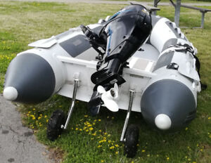 Innovocean Master Boat –Strongest Fully Loaded Inflatable Boat