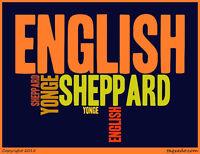 English & Writing Tutor, M.A. | Yonge Sheppard