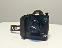 Canon 1D Mark II with EF 50mm f/1.8 II