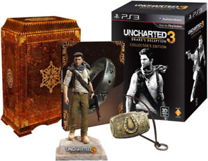 PS3:Uncharted 3 - Drake's Deception(Collector's Edition Box Set)