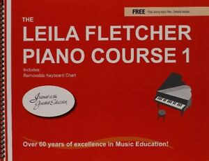 Leila Fletchek Piano Course 1 Book