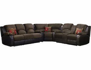 3 Piece Reclining Sectional Sofa Set $1200 OBO (Paid $2400)