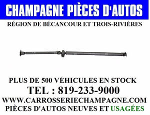 DRIVE SHAFT ARRIERE FORD FUSION AWD 2007 À 2010 # 161498