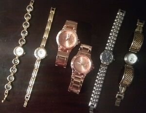 CLEARANCE on WATCH COLLECTION....GREAT GIFTS!