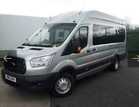 2015 15REG FORD TRANSIT 460 TREND HR MINIBUS 17 SEATER FINANCE AVAILABLE