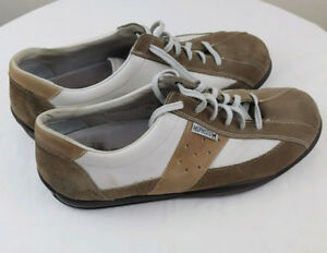 MEPHISTO City Hiker Air Jet System Men Suede Leather Shoes Sz 11