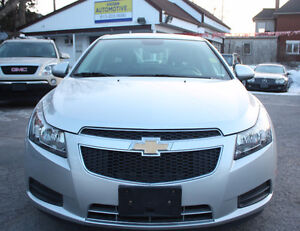2013 Chevrolet Cruze LT Turbo***ONE OWNER***EXTRA CLEAN