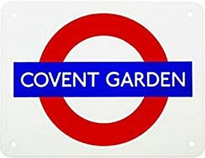 COVENT-GARDEN-London-Underground-roundel-enamel-sign-MEDIUM-gg