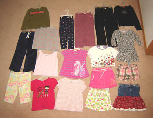 Girls Clothes, Dresses, Swimsuits - sizes 4, 5, 6