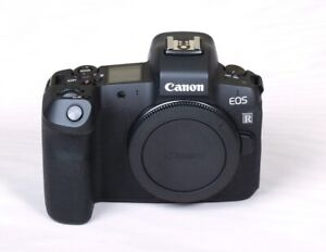 Canon EOS R with 24-105mm RF lens