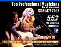 Great Live Music for All Occasions...