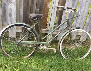 Vintage Raleigh Ladies Bicycle