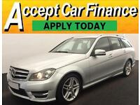 Mercedes-Benz C220 FROM £88 PER WEEK!