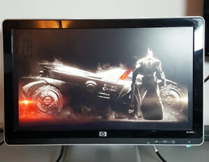 HP Pavilion 2010i LCD wide-screen monitor