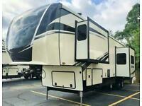 Forest River Sierra 39BARK American 5th wheel,Caravan,Showman,Travel Trailer,RV