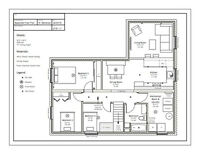 Floor Plans for Development Permits & Renovations