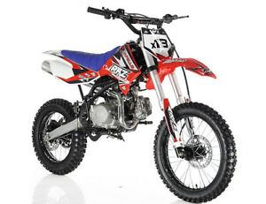 APOLLO PIT BIKE MOTOCROSS 125CC $1099.99! MINI MOTO DEPOT