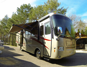 Motorhome For Rent Class A Luxury Rental
