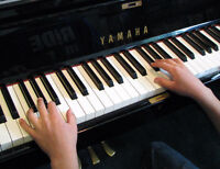 Year-Round Classical Piano Lessons in Red Deer