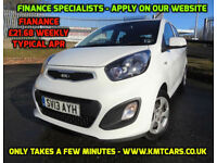2011 Kia Picanto 1.0 (68bhp) Picanto 1 ONLY 35000mls - Road Tax is Free KMT Cars