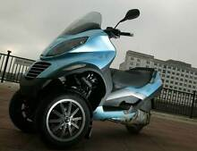 Piaggio MP3 250ie motorcycle/ Highway Scooter 6 Months Reg and LA Bridgewater Brighton Area Preview