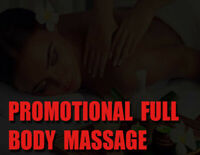 Get Full Body Massage at very low price and Rejuvenate yourself