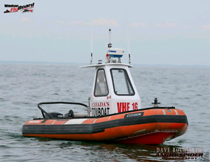 BoatUS is 100% accepted by Canada's Towboat!