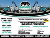 HYDROVAC / COMBO OPERATORS & ASSISTANTS REQUIRED IMMEDIATELY