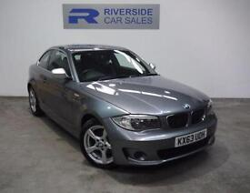 2013 BMW 1 Series 118d Exclusive Edition 2dr 2 door Coupe