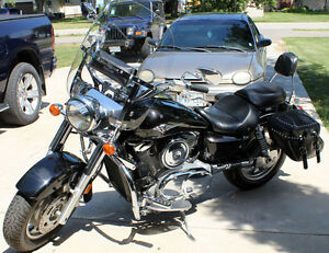 Kawasaki Vulcan Classic for sale or trade for a 19-20 foot boat
