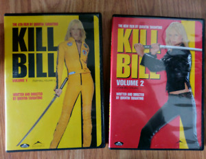 Kill Bill vol.1 and 2