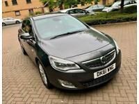 2011 Vauxhall Astra 2.0 CDTi 16V ecoFLEX Elite 5dr [Start Stop] HATCHBACK Diesel