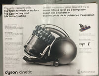 Brand New Dyson DC78TH Cinetic Canister Vacuum