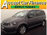 Volkswagen Touran 1.6TDI ( 105ps ) 2013MY SE