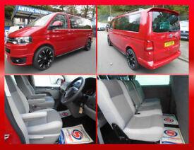 2013 Volkswagen Transporter Shuttle 2.0TD ( 140PS ) LWB Mini Bus T30 SE