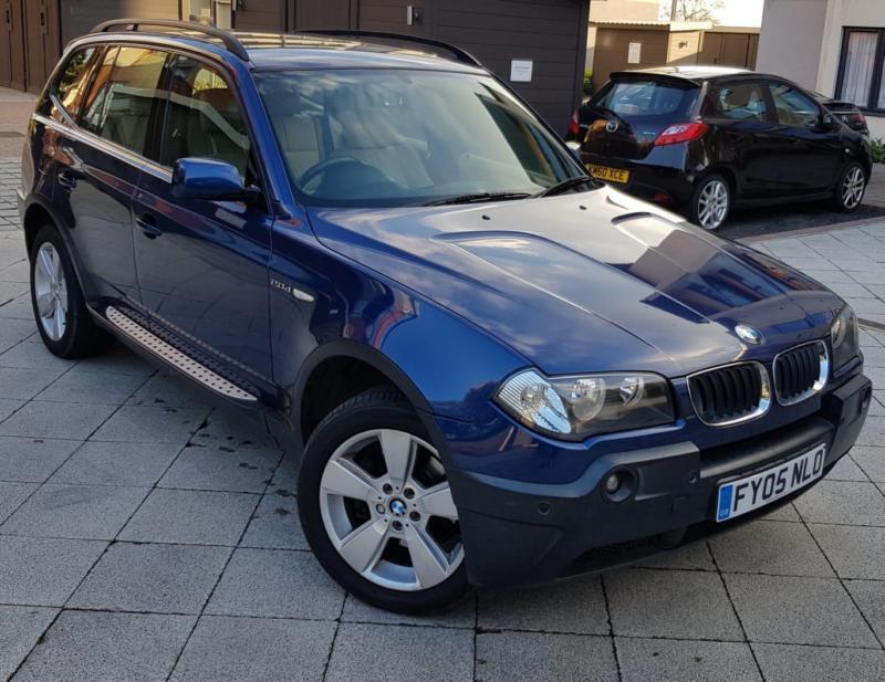 Cream Leather* 2005 BMW X3 2 0 L d Sport Diesel Manual Estate Suv | in  Uxbridge, London | Gumtree