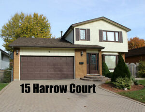 15 Harrow Court Totally Update and Renovated! 50x160 mature lot! London Ontario image 1