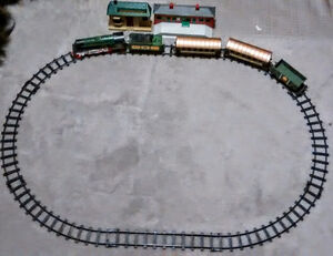 Train and Track Sound Station $ 10