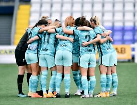 WOMEN'S HIGH END FOOTBALL IN LONDON