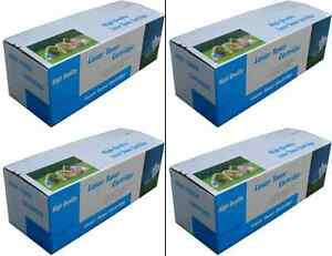 COMPATIBLE LASER 4 TONER PACK - FOR HP5500/HP5550 (C9730A/C9731A/C9732A/C9733A)