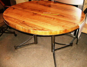 Burn Proof Top Kitchen Table
