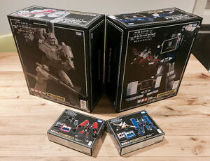 Transformers Takara Masterpiece Soundwave Rumble Frenzy Ravage M