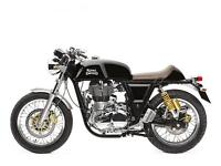 Royal Enfield Continental GT 535cc brand new unregistered.
