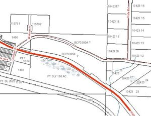 Land For Sale in Topley BC