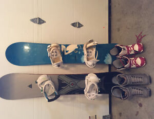 Boards for him and her
