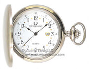 Swiss Quartz Pocket Watch